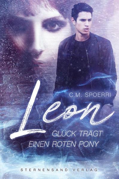 Leon: Glück trägt einen roten Pony als Buch