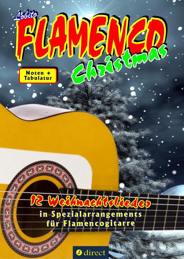 Lobito's FLAMENCO Christmas als Buch