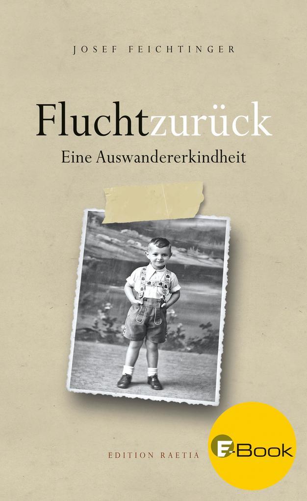 Flucht zurück als eBook