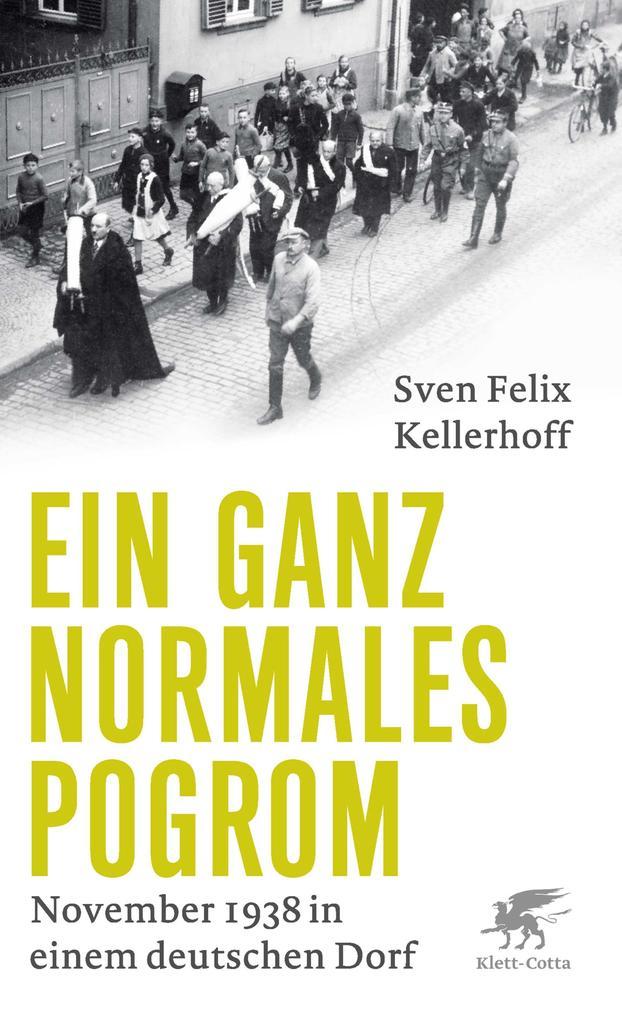 Ein ganz normales Pogrom als eBook