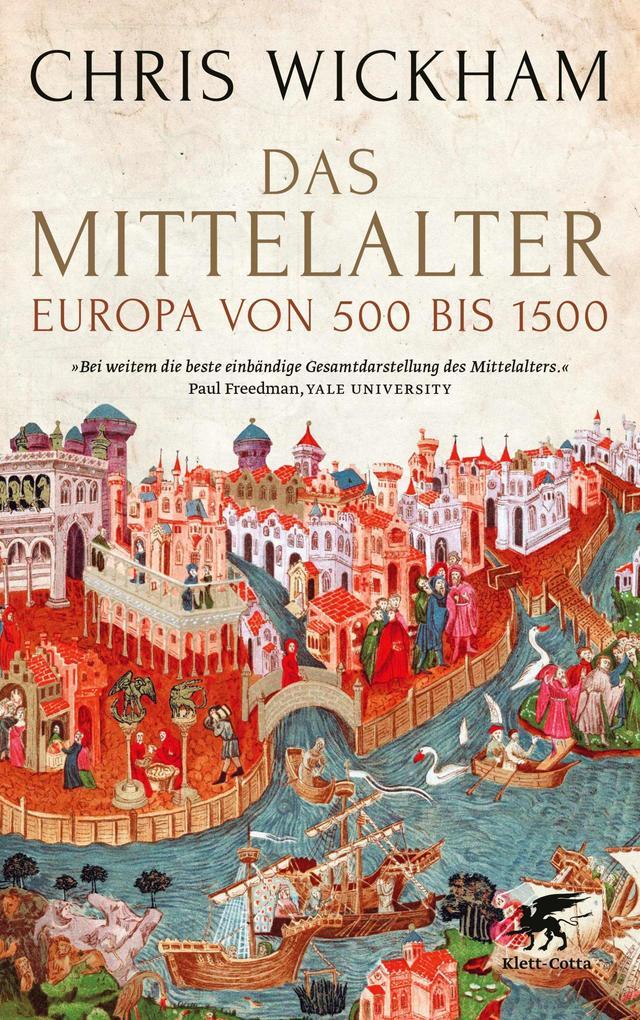 Das Mittelalter als eBook