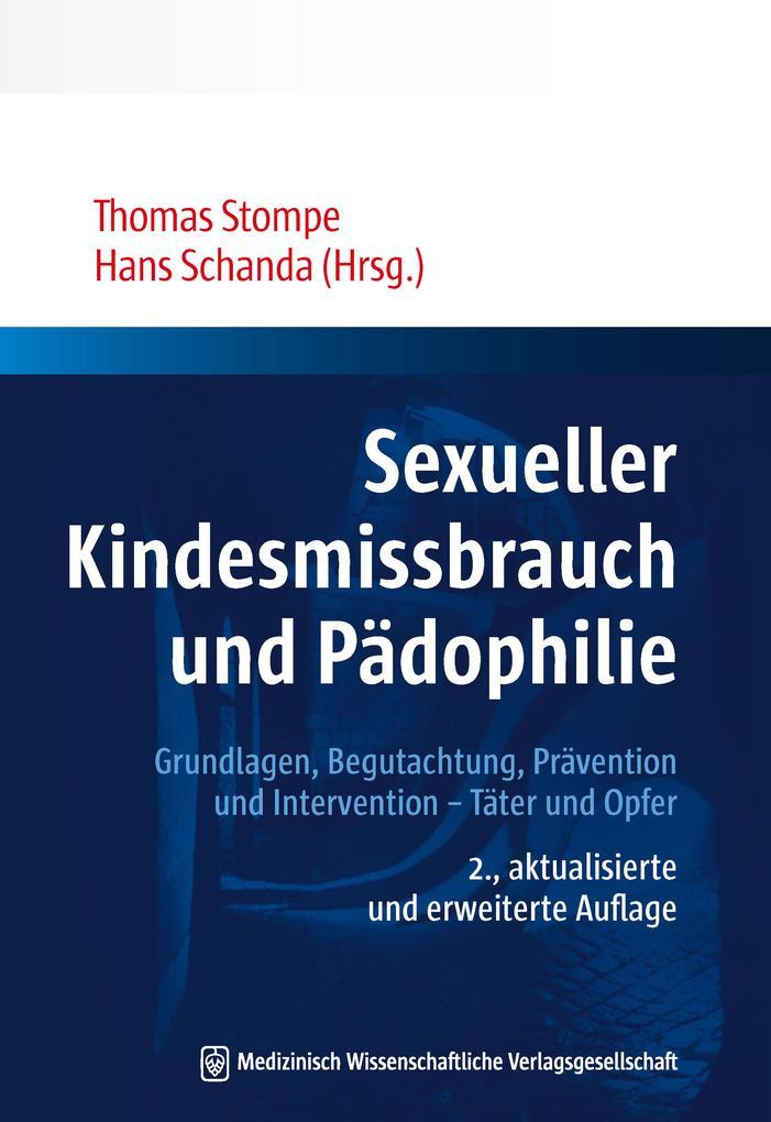 Sexueller Kindesmissbrauch und Pädophilie als eBook pdf