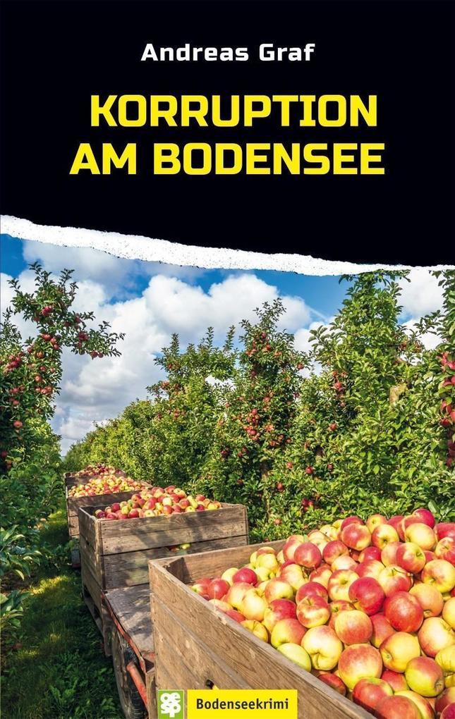 Korruption am Bodensee als eBook