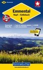 KuF Schweiz Wanderkarte 10 Emmental 1 : 60 000 Napf - Entlebuch
