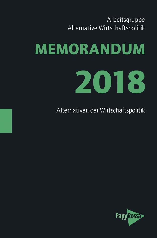 MEMORANDUM 2018