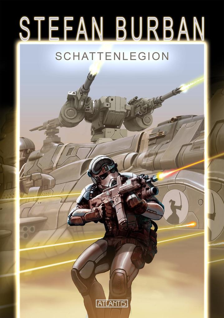 Das gefallene Imperium 4: Schattenlegion als eBook
