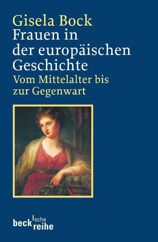 Frauen in der europäischen Geschichte als Taschenbuch