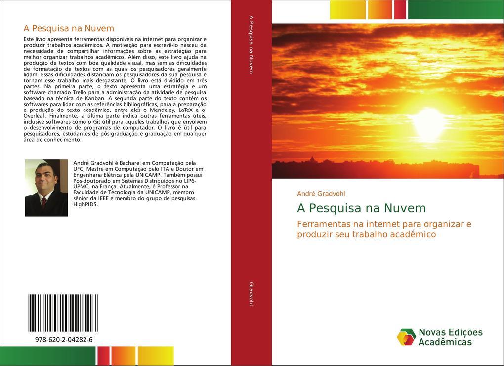 A Pesquisa na Nuvem als Buch von André Gradvohl