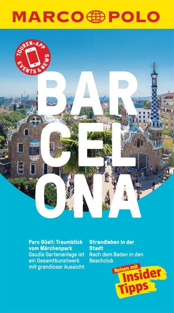 MARCO POLO Reiseführer Barcelona als eBook