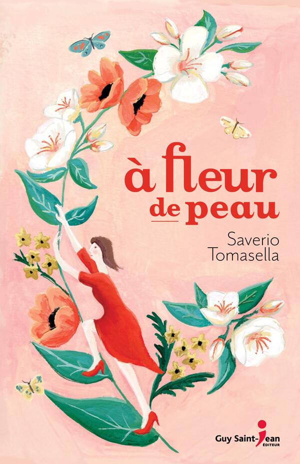 À fleur de peau als eBook von Saverio Tomasella - Guy Saint-Jean Editeur