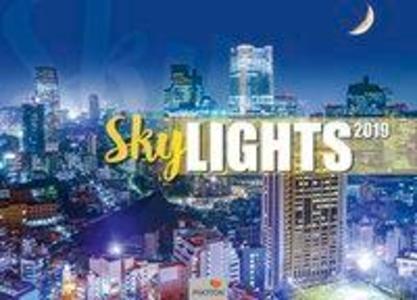 Skylights Kalender 2019 als Kalender