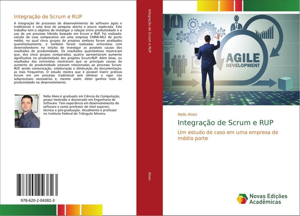 Integração de Scrum e RUP als Buch von Nelio Alves - Novas Edições Acadêmicas