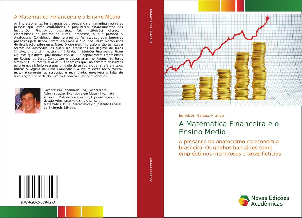 A Matemática Financeira e o Ensino Médio als Buch von Edmilson Nahass Franco