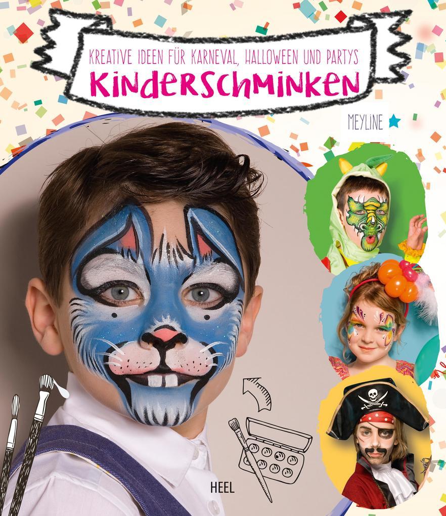 Kinderschminken als eBook von Meyline