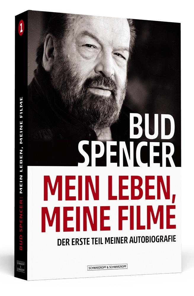 Bud Spencer Mein Leben Meine Filme Buch Bud Spencer
