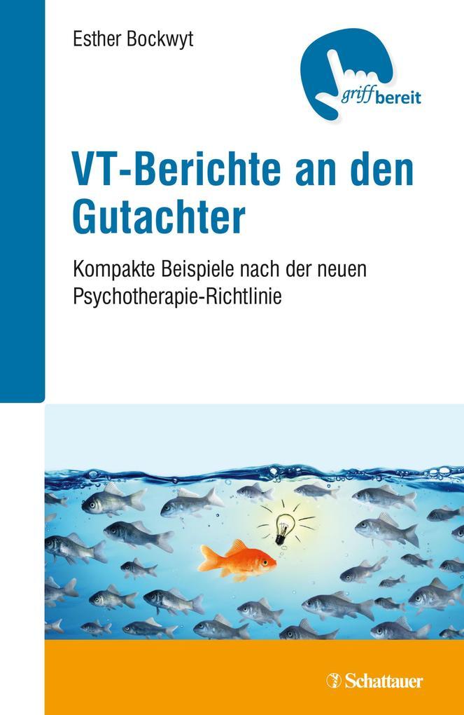VT-Berichte an den Gutachter als eBook epub