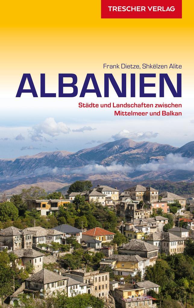 Reiseführer Albanien als eBook von Frank Dietze...