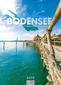 Bodensee 2019 Wandkalender als Kalender