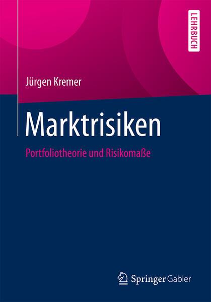 Marktrisiken als Buch