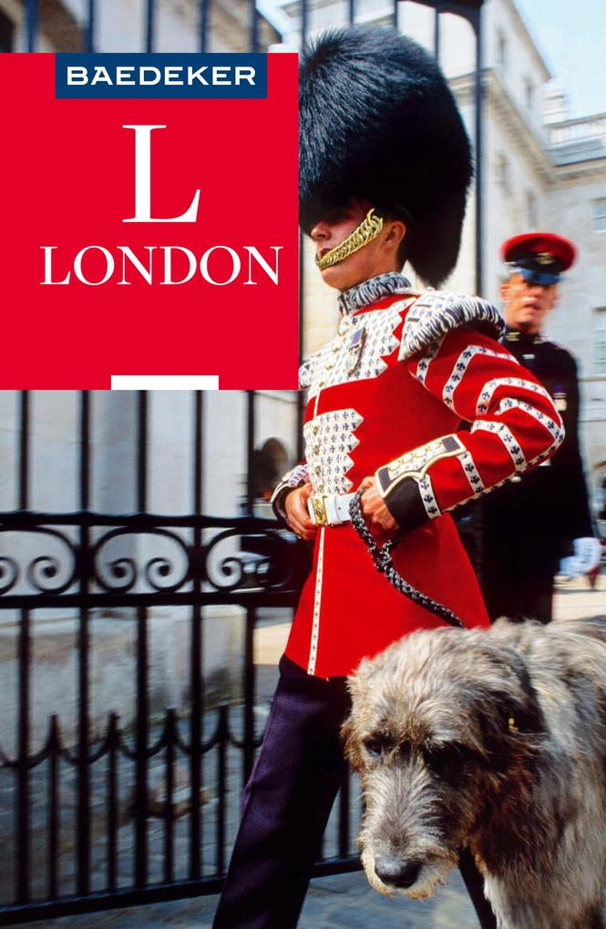 Baedeker Reiseführer London als eBook