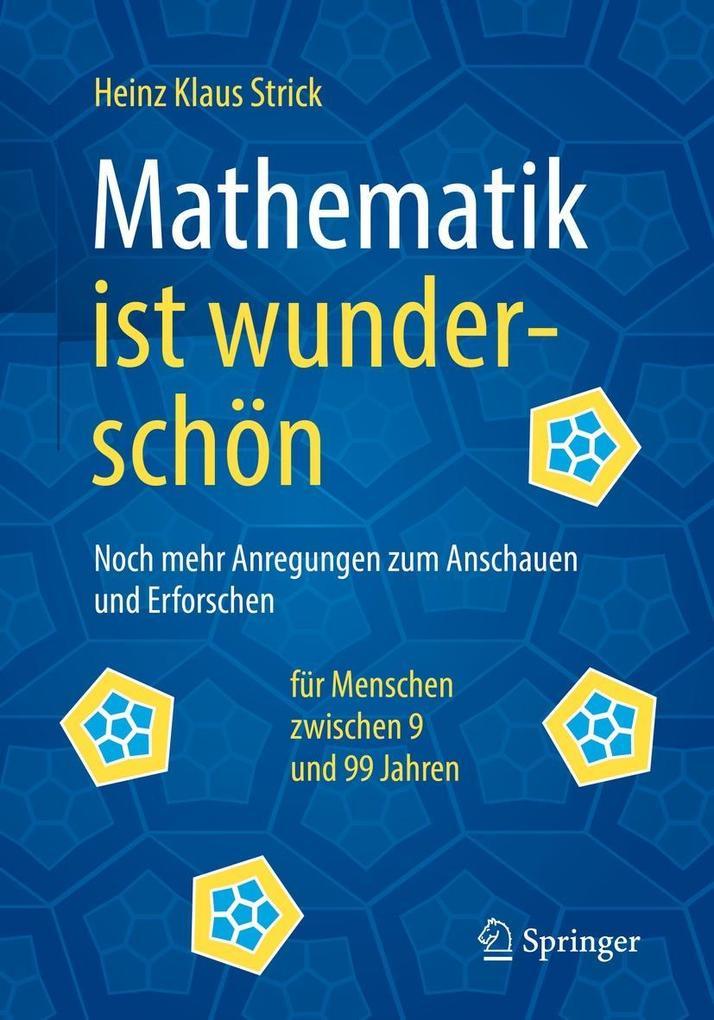 Mathematik ist wunderschön als eBook