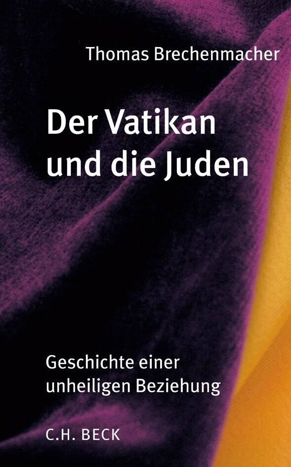 Der Vatikan und die Juden als Buch