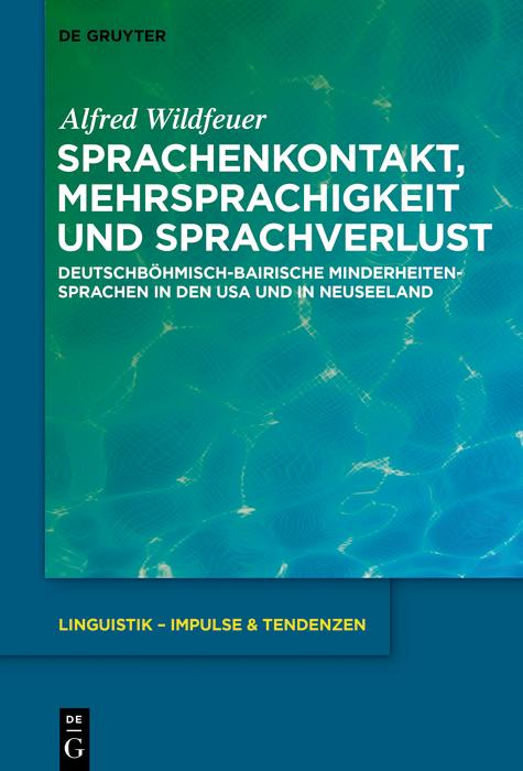 Sprachenkontakt, Mehrsprachigkeit und Sprachverlust als eBook