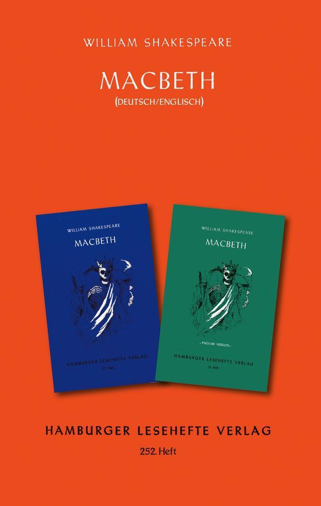 Macbeth als Buch