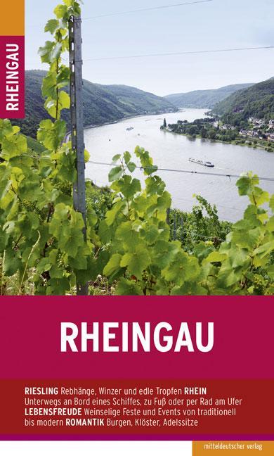 Rheingau als Buch