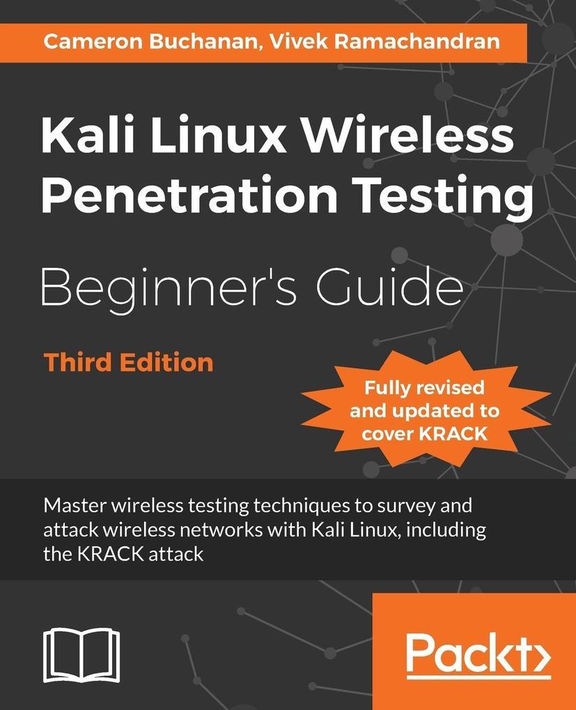 Kali Linux Wireless Penetration Testing Beginne...