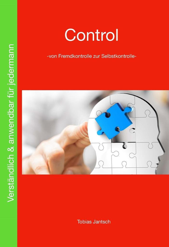 Control als eBook von Tobias Jantsch