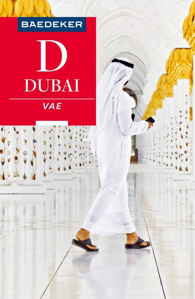 Baedeker Reiseführer Dubai, Vereinigte Arabische Emirate als eBook