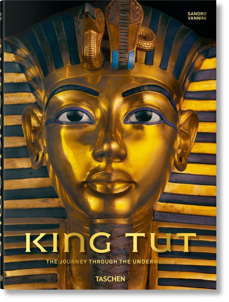 Tutanchamun. Die Reise durch die Unterwelt als Buch