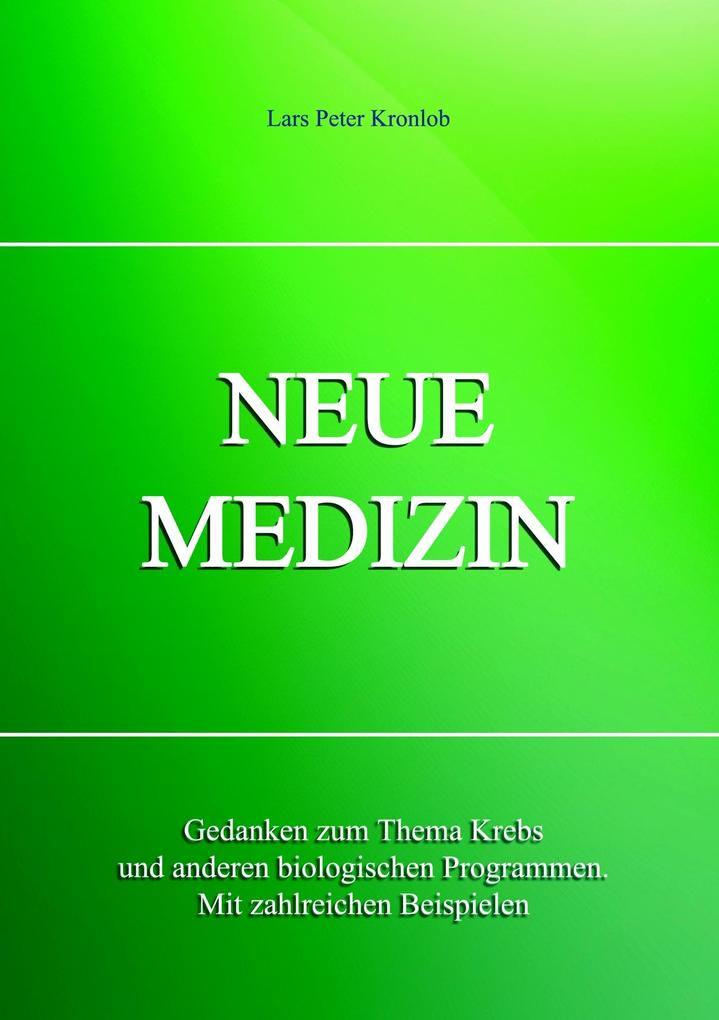 Neue Medizin als Buch