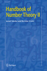 Handbook of Number Theory II