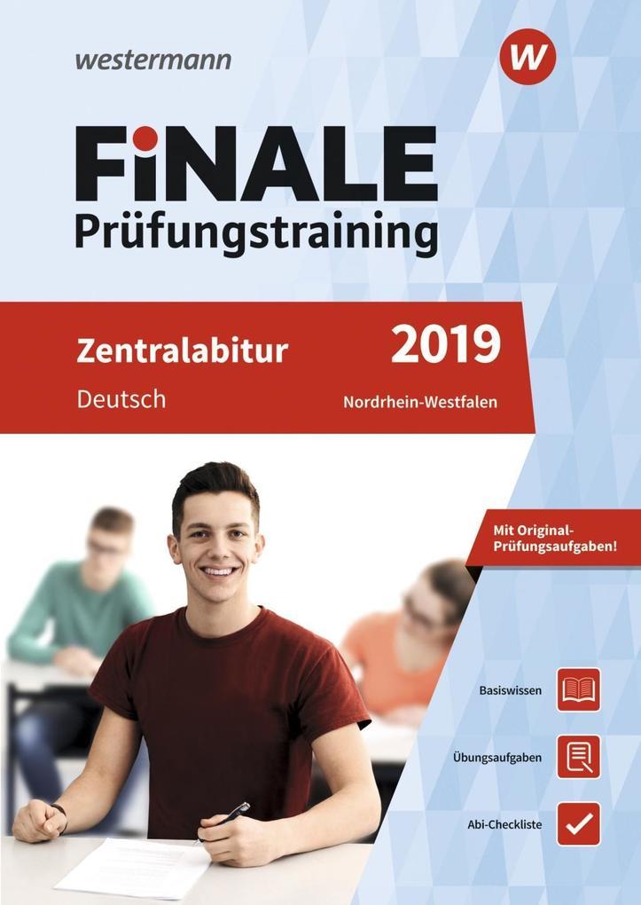 FiNALE Prüfungstraining 2019 Zentralabitur Nordrhein-Westfalen als Buch von Marina Dahmen, Katrin Jacobs, Martin Kottkamp, Helmut Lindzus