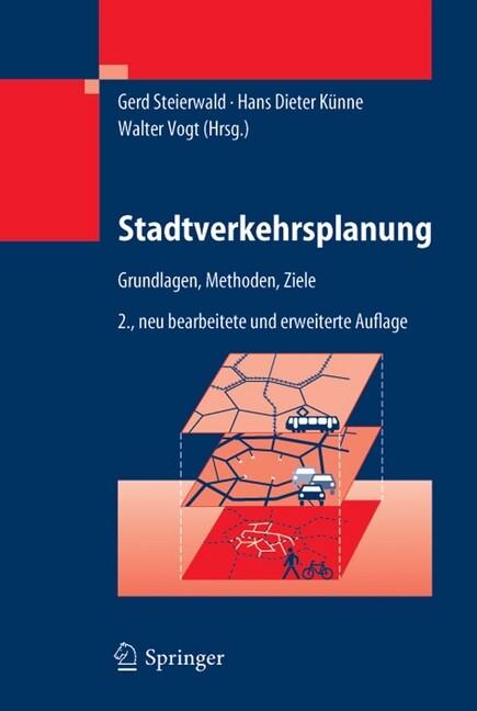 Stadtverkehrsplanung als Buch von