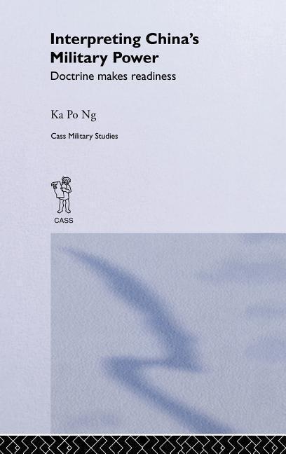 Interpreting China's Military Power als Buch (gebunden)