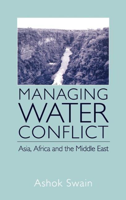 Managing Water Conflict als Buch (gebunden)