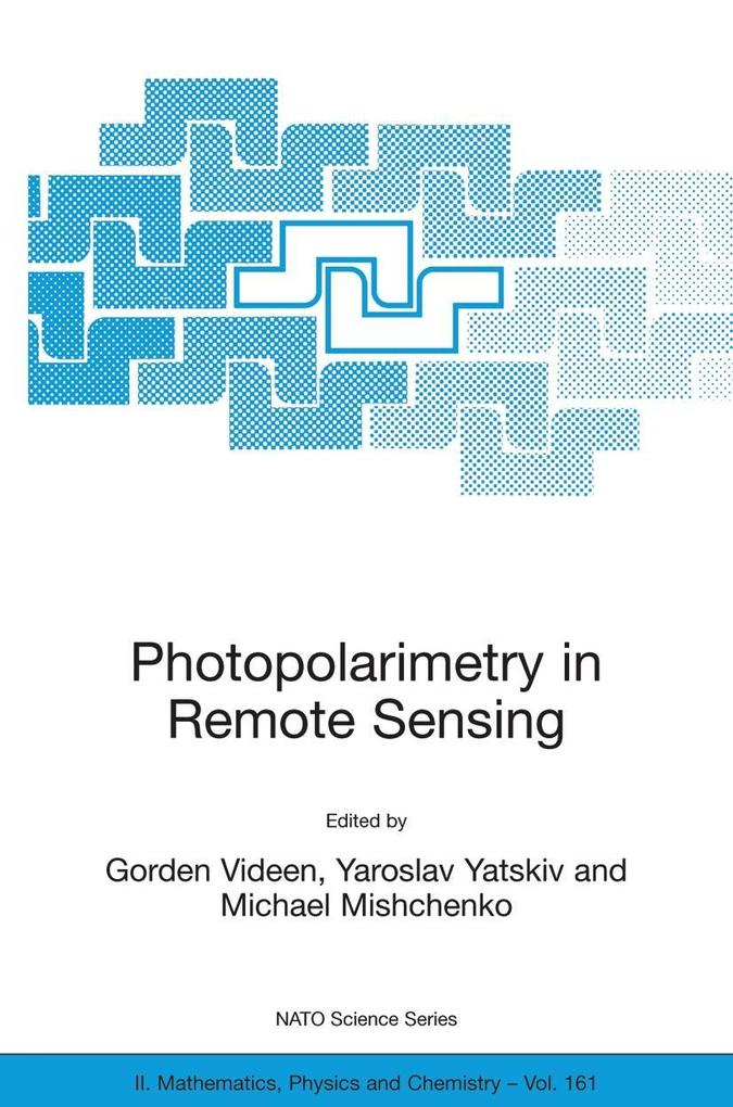 Photopolarimetry in Remote Sensing als Buch von