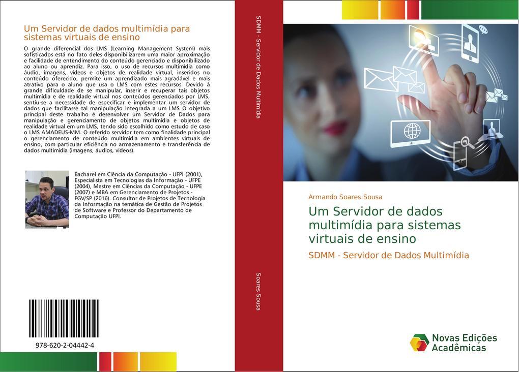Um Servidor de dados multimídia para sistemas v...