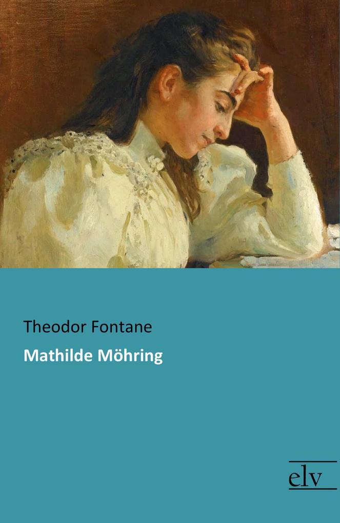 Mathilde Möhring als Buch