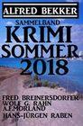 Krimi Sommer 2018 - Sammelband