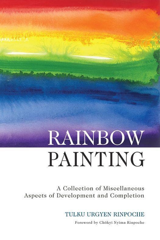 Rainbow Painting als Taschenbuch