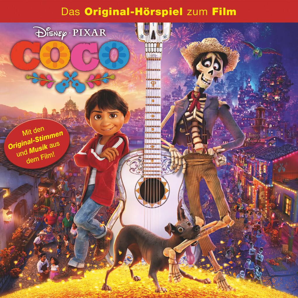 Disney / Coco (Das Original-Hörspiel zum Kinofilm) als Hörbuch Download