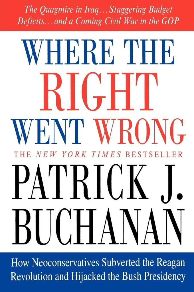 Where the Right Went Wrong als Taschenbuch