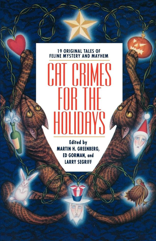 Cat Crimes for the Holidays als Taschenbuch