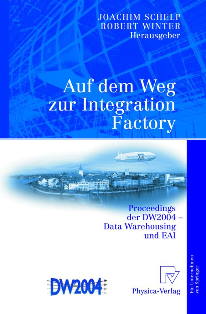 Auf dem Weg zur Integration Factory als Buch (gebunden)