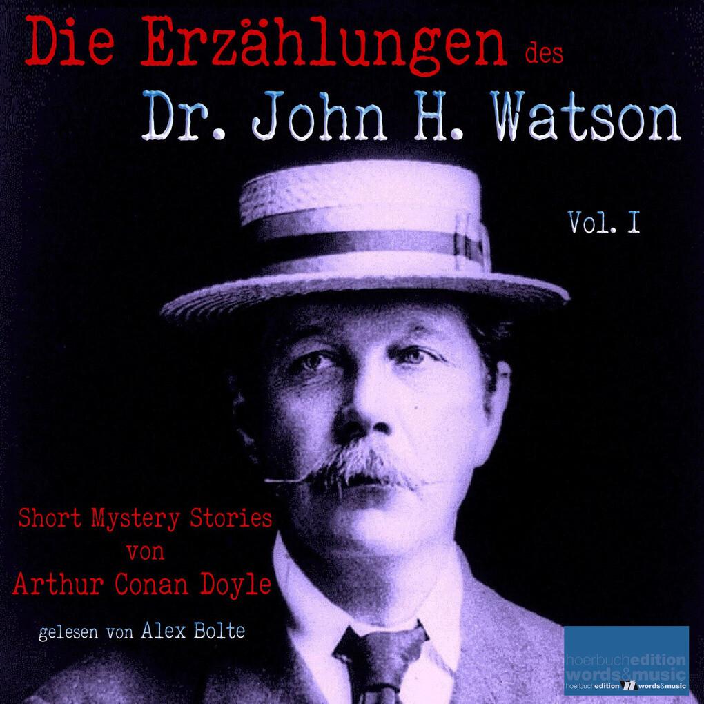 Die Erzählungen des Dr. John H. Watson als Hörbuch Download