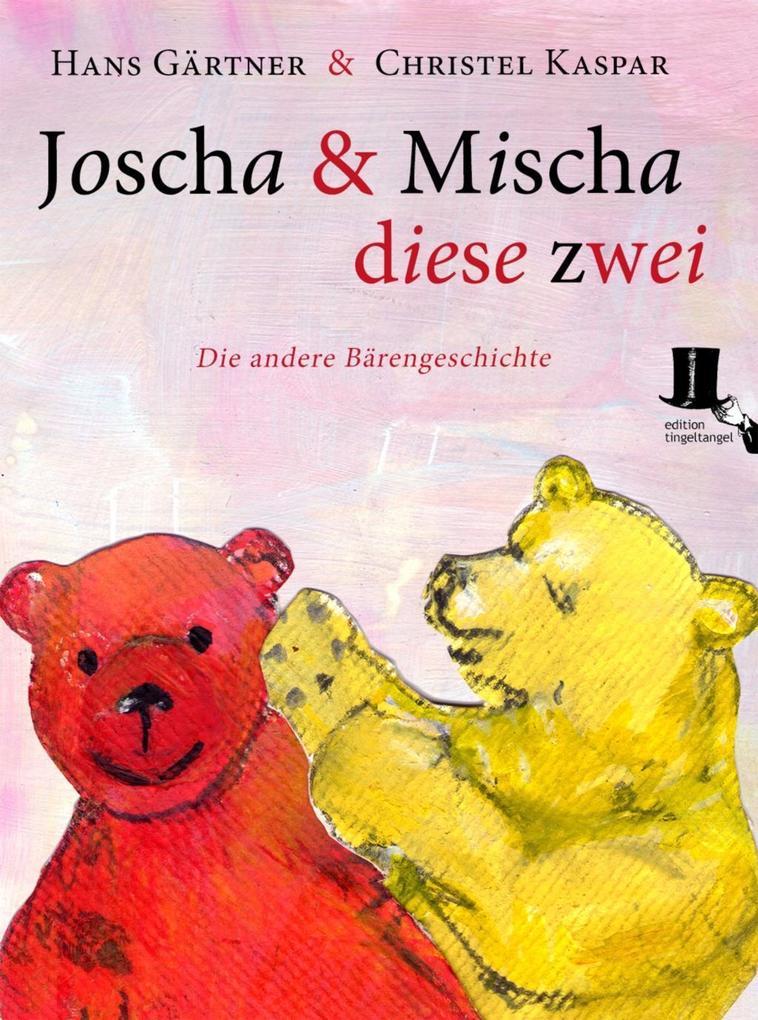 Joscha und Mischa, diese zwei als eBook